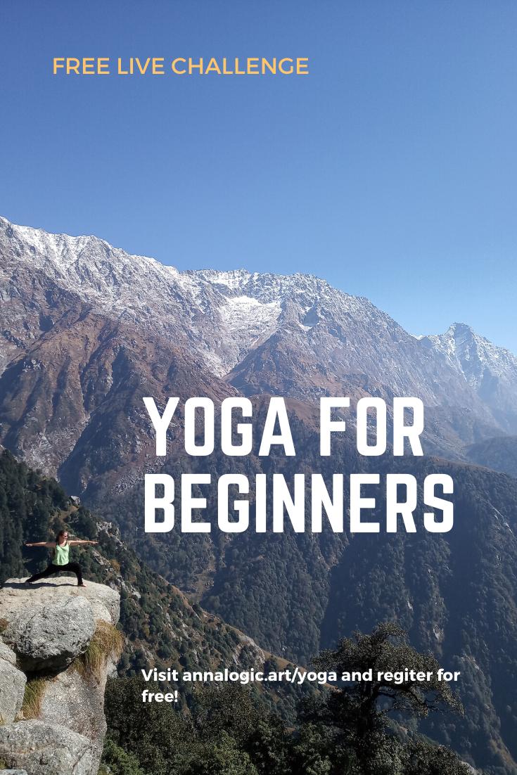yoga challenge